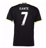 2016-17 Chelsea Away Shirt (Kante 7) - Kids