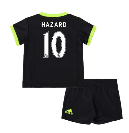 2016-17 Chelsea Away Mini Kit (Hazard 10)