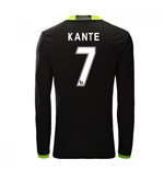 2016-17 Chelsea Away Long Sleeve Shirt  (Kante 7)