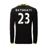 2016-17 Chelsea Away Long Sleeve Shirt  (Batshuayi 23)