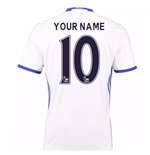 2016-17 Chelsea 3rd Shirt (Your Name)