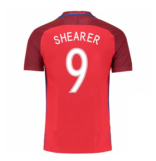 2016-17 England Away Shirt (Shearer 9)