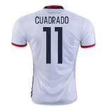 2016-17 Colombia Home Shirt (Cuadrado 11)