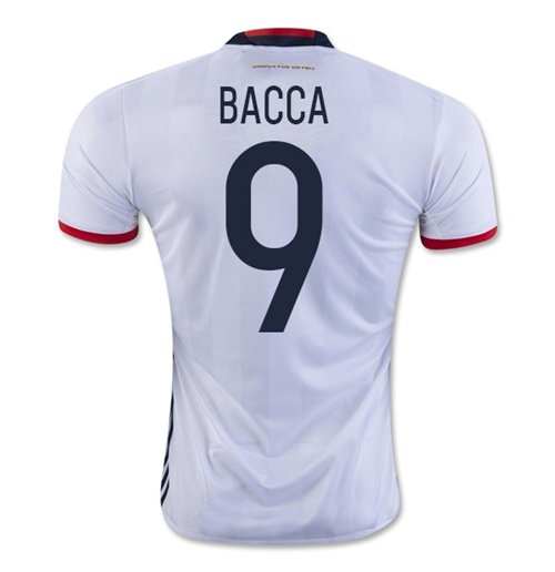 2016-17 Colombia Home Shirt (Bacca 9)
