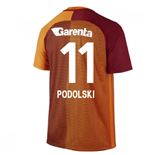 2016-17 Galatasaray Home Shirt (Podolski 11)