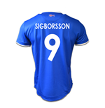 2016-17 Iceland Home Shirt (Sigborsson 9)