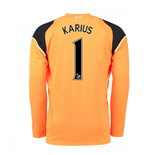 2016-17 Liverpool Away Goalkeeper Shirt (Karius 1)