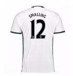 2016-17 Man Utd Third Shirt (Smalling 12)