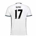 2016-17 Man Utd Third Shirt (Blind 17)
