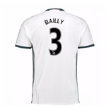 2016-17 Man Utd Third Shirt (Bailly 3) - Kids