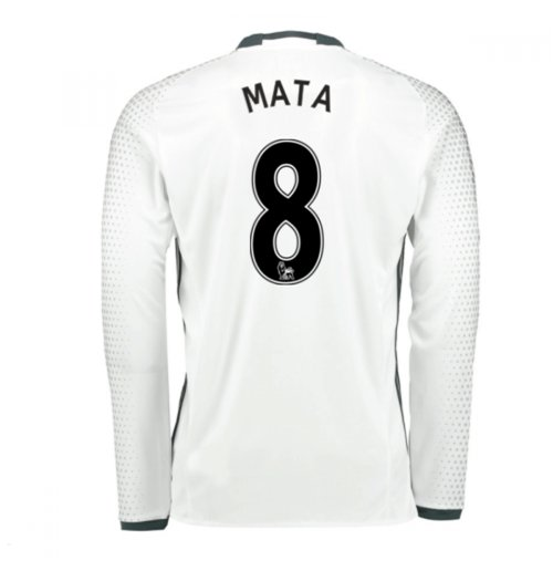 2016-17 Man United Third Shirt (Mata 8) - Kids