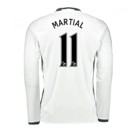 2016-17 Man United Third Shirt (Martial 11)