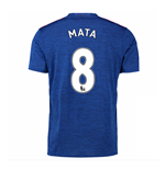 2016-17 Manchester United Away Shirt (Mata 8)