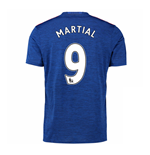 2016-17 Manchester United Away Shirt (Martial 9) - Kids
