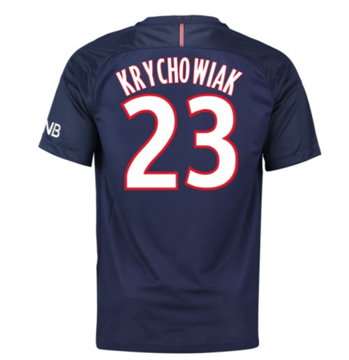 2016-17 PSG Home Shirt (Krychowiak 23)