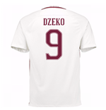 2016-17 Roma Away Shirt (Dzeko 9) - Kids
