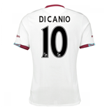 2016-17 West Ham Away Shirt (Di Canio 10) - Kids
