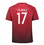 2016-17 Turkey Home Shirt (Yilmaz 17)