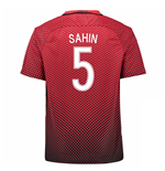 2016-17 Turkey Home Shirt (Sahin 5)
