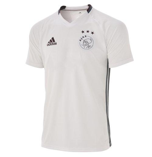 43a9c2c5c4c Buy Official 2016-2017 Ajax Adidas Training Shirt (White) - Kids