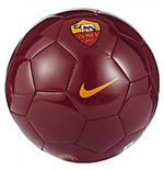2016-2017 AS Roma Nike Skills Football (Maroon)