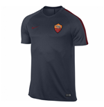 2016-2017 AS Roma Nike Training Shirt (Obsidian) - Kids