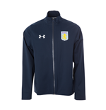 2016-2017 Aston Villa Waterproof Shell Jacket (Navy Cadet)