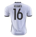 2016-2017 Germany Home Shirt (Kramer 16)