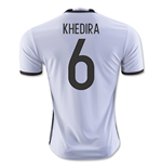 2016-2017 Germany Home Shirt (Khedira 6)