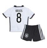 2016-2017 Germany Home Mini Kit (Kroos 8)