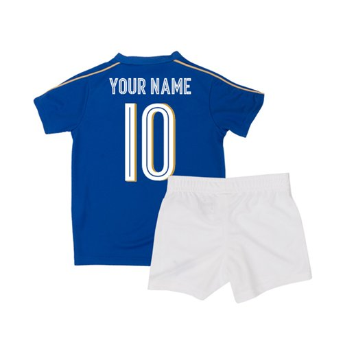 2016-2017 Italy Home Mini Kit (Your Name)