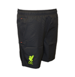 2016-2017 Liverpool Pro Woven Training Shorts (Black)