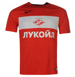 2016-2017 Spartak Moscow Home Nike Shirt (Kids)