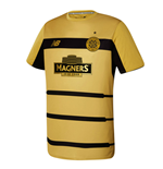 2016-2017 Celtic Pre-Match Training Shirt (Gold)