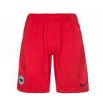 2016-2017 Eintracht Frankfurt Nike Away Shorts (Red)