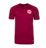 2016-2017 Eintracht Frankfurt Nike Training Shirt (Noble Red)