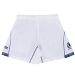 2016-2017 Scotland Macron Home Rugby Shorts (White) - Kids