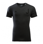 2016-2017 Juventus Adidas BST Graphic Tee (Black)
