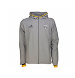 2016-2017 Juventus Adidas Presentation Jacket (Solid Grey)