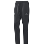 2016-2017 Juventus Adidas Presentation Pants (Dark Grey)