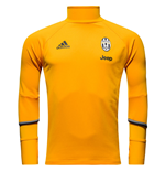 2016-2017 Juventus Adidas Training Top (Gold)