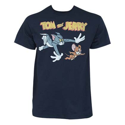 Tom And Jerry Classic Tee Shirt