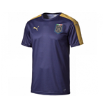 Italy 2006 Tribute Stadium Jersey (Peacot-Gold)