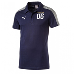 Italy 2006 Tribute Polo Shirt (Peacot-Grey) - Kids