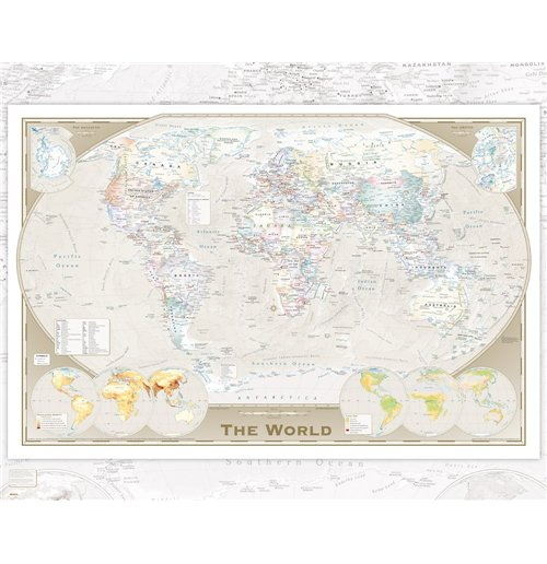 World map Poster 257913