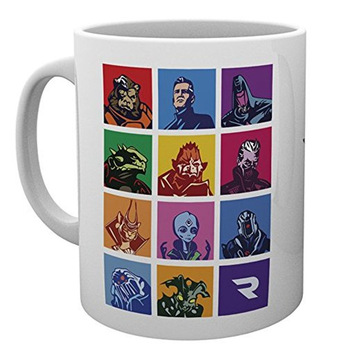 Master of Orion Mug 257945