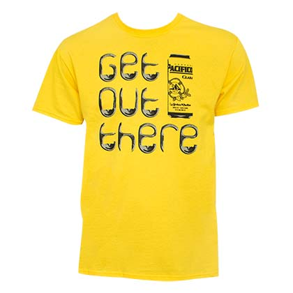 PACIFICO Get Out There Tee Shirt
