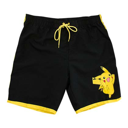 POKEMON Pikachu Men's Board Shorts