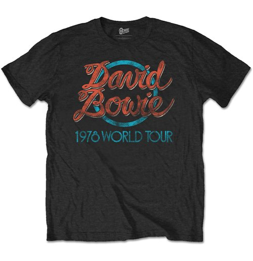 David Bowie T-shirt 258170