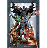 Justice League Poster 258174